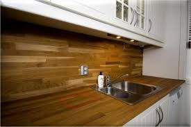 kitchen counter w built in