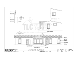 Images Of Floor Plans Floor Plans Golden West Limited Series Tlc Manufactured Homes