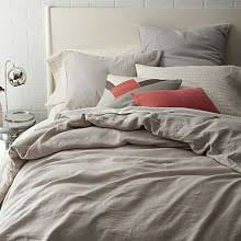 monogrammed bedding west elm