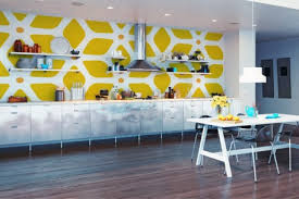 Design House Skyline Yellow Motif Wallpaper Wall Murals U0026 Custom Photo Wallpaper Murals Your Way