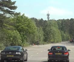 bmw vs audi race drag race ford mustang vs audi tt vs bmw m235i dpccars