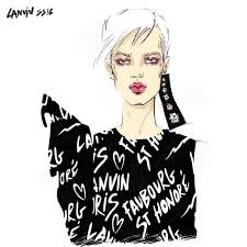 so you want to be a fashion illustrator