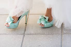 wedding shoes las vegas aqua blue bridal shoes elizabeth designs the wedding