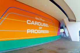 New Paint by Carousel Of Progress