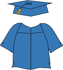 pre k cap and gown graduation cap and gown clipart free clip free
