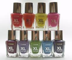 frazzle and aniploish cover xl nail gel swatches and nail art