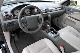 2007 ford taurus ford taurus limited review