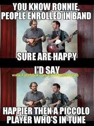 Band Kid Meme - 165 best band kid stuff images on pinterest band jokes funny