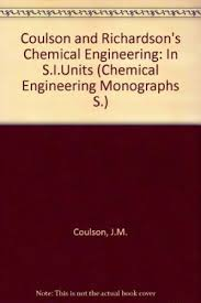 Coulson And Richardson Chemical Engineering Vol 6 9780080238197 Chemical Engineering Volume 3 Second Edition