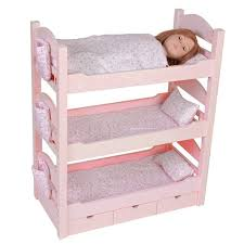 American Made Bunk Beds Save 70 00 On 18 Inch Doll Bunk Bed Furniture Made To