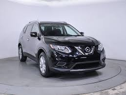 nissan rogue gas mileage 2015 used 2015 nissan rogue sv suv for sale in miami fl 85269