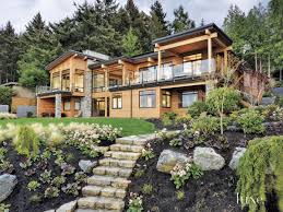 home design northwest contemporary homes vancouver island with