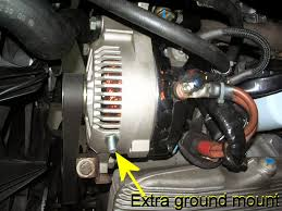 porsche 928 alternator alternator bracket fits modern alternators to 16v cars