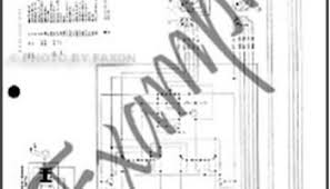 1995 toyota land cruiser electrical wiring diagram toyota land