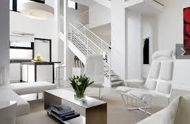 Modern And Elegant Residential Interior Design SpaceAge Chic By - Modern residential interior design
