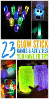 best 20 glow stick games ideas on pinterest camping activities