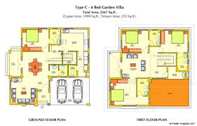 designer house plans single floor house designs kerala planner plan cubtab