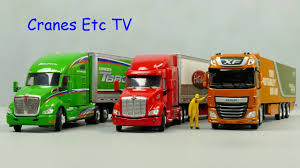 Wsi Peterbilt Kenworth Daf Paccar Brand Box By Cranes Etc Tv