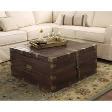 At Home Furniture Modesto by Alaterre Furniture Modesto Rustic Natural Storage Coffee Table