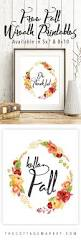 happy thanksgiving printable best 25 fall subway art ideas on pinterest burlap fall decor