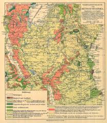 Map Of East Africa by Historical Maps Of Germany