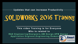 solidworks 2016 video training tutorial youtube