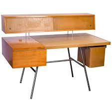 Office Desks For Sale George Nelson Home Office Desk For Sale At 1stdibs