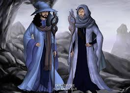 blue wizards by cassidyhalliwell on deviantart