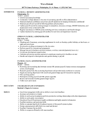 resume template for senior accountant duties ach drafts administrator payroll resume sles velvet jobs