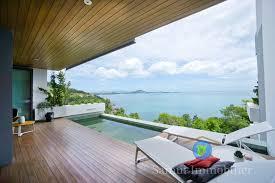 chambre vue sur mer appartement triplex à vendre 3 chambres vue sur mer chaweng