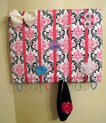 bow holder easy hair bow holder a crafty