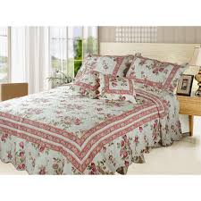 ballard french country black toile quilt makeover bedding sets