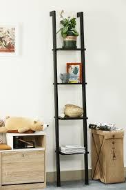 orolay modern display wall shelf ladder shelf bookcase zzwj15
