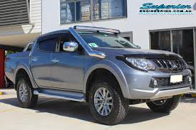 mitsubishi grey mitsubishi triton mq dual cab grey 71027 superior customer vehicles