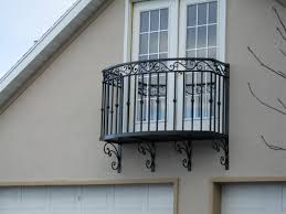 salt lake city ornamental iron balconies utah railing fence gates