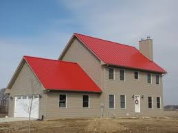 Regal Barn Regal Red Home Coated Metals Group