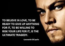 top 10 quotes by leonardo dicaprio