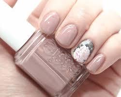 makeup beauty u0026 fashion nails of the day essie lady like
