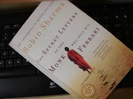 the monk who sold his review itadakimasu i humbly receive review of robin sharma s the