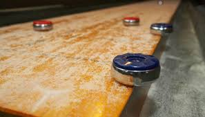 Antique Shuffleboard Table For Sale How To Buy A Shuffleboard Table Our Pastimes