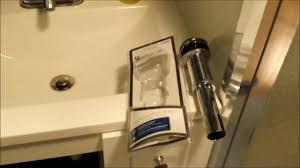 why does my bathroom sink drain leak youtube