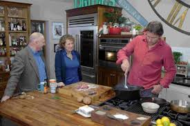 portland sheep on the tv menu with celebrity chef james martin