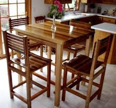 solid wood pub table jeff smith engineered wood products inc fond du lac wi