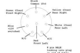 13 pin din wiring diagram wiring diagram