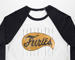 Baseball Furies Costume Halloween Baseball Fury Etsy