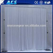 wedding backdrop stand great fireproof and wedding background curtainwall drapes