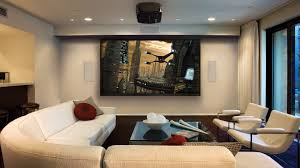creative tv room design and home decor generic theater backdrops