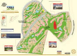 map of karachi bahria golf city karachi map and situation after balloting