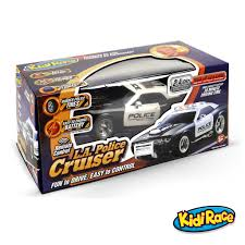 remote control police car with lights and siren kidirace rc police car kidirace