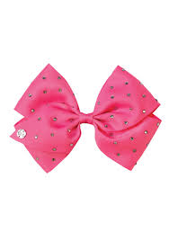 hair bow jojo siwa pink hair bow